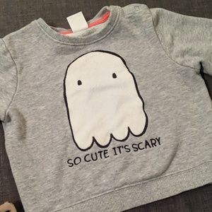 👻 Ghostie baby sweatshirt